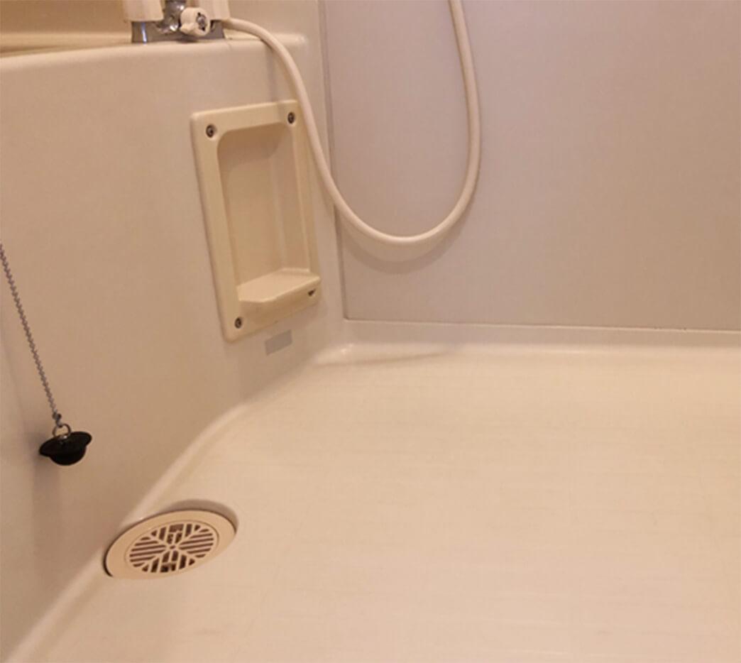 浴室お掃除後