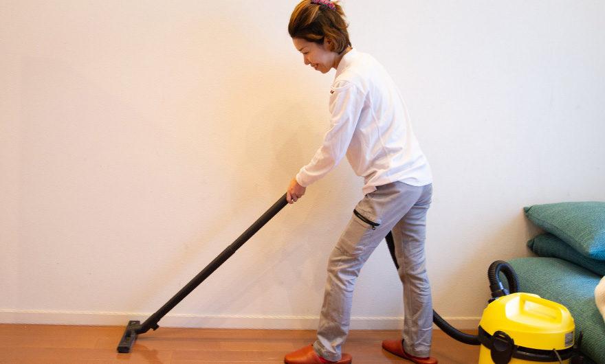 時間制お掃除代行サービス